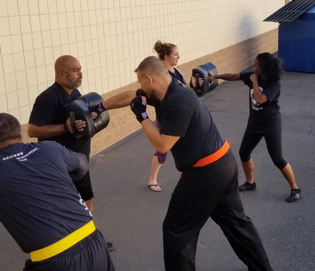 Krav Maga Self-Defense for Kids & Adults in Chandler/Gilbert