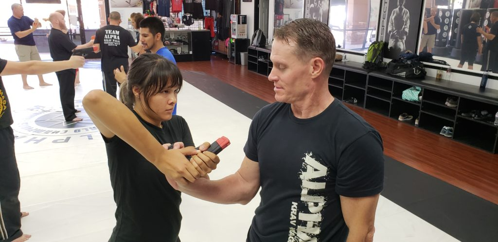 Krav Maga Self-Defense for Kids & Adults in Chandler/Gilbert